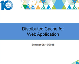"Seminar ""Distributed Cache for Web Application"""